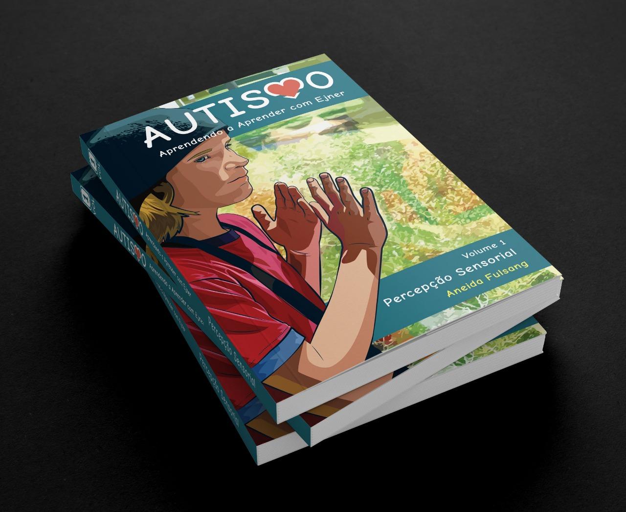 Pesquisadora do autismo lança livro nesta quinta-feira em Natal