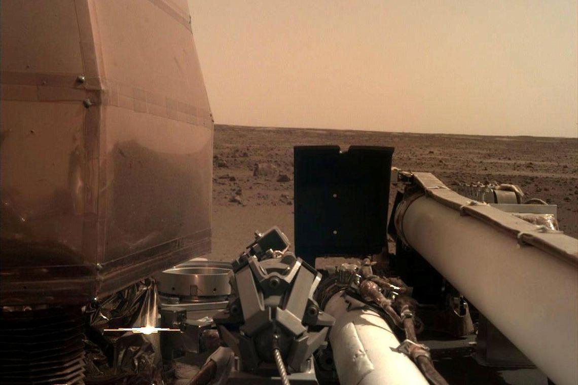 NASA/JPL-Caltech/Handout via REUTERS /Direitos Reservados