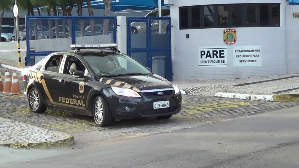PF prende suspeitos de integrar quadrilha que assaltava caminhões dos Correios no RN