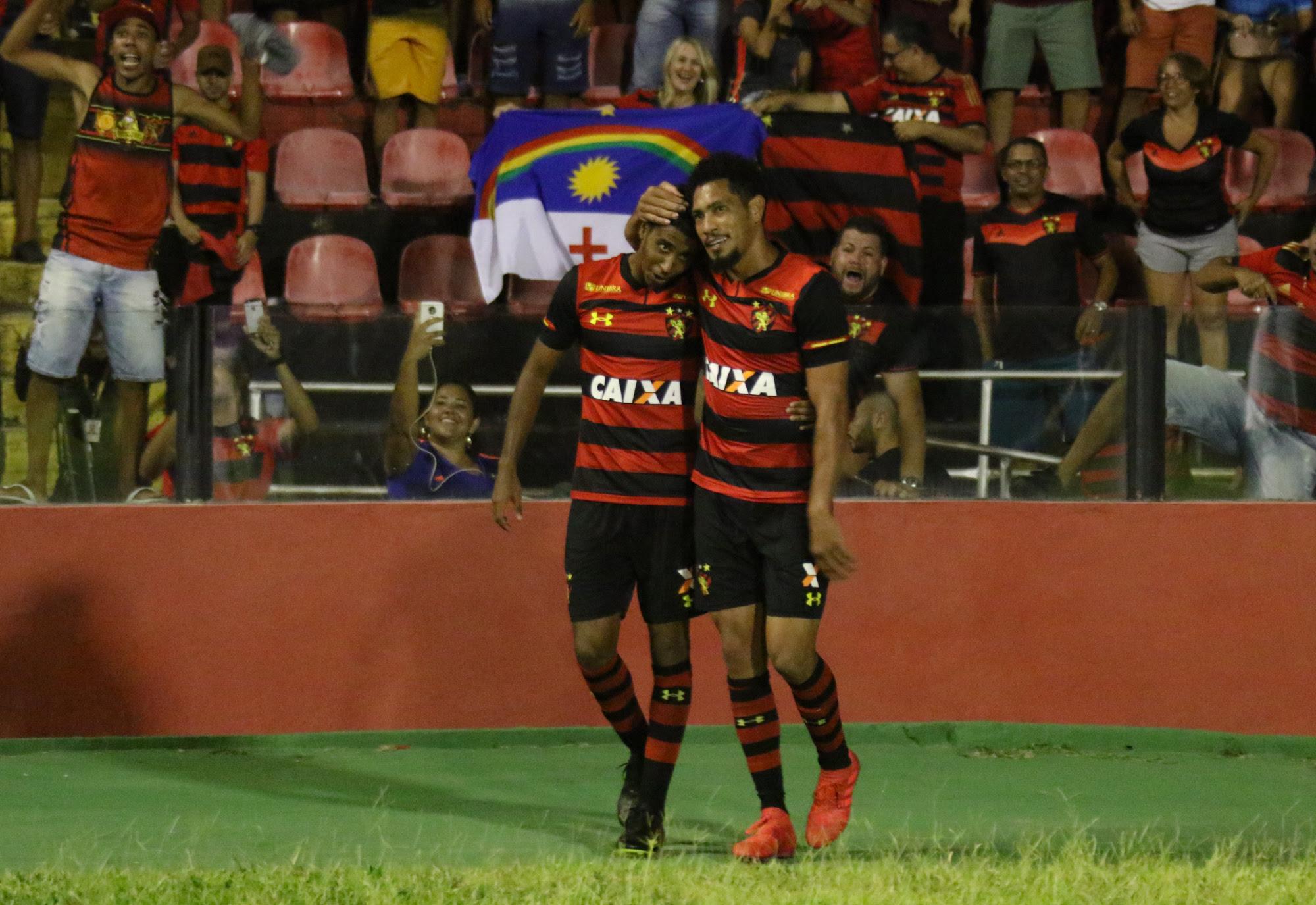 Na Ilha do Retiro, o Sport derrotou o Ceará por um a zero.