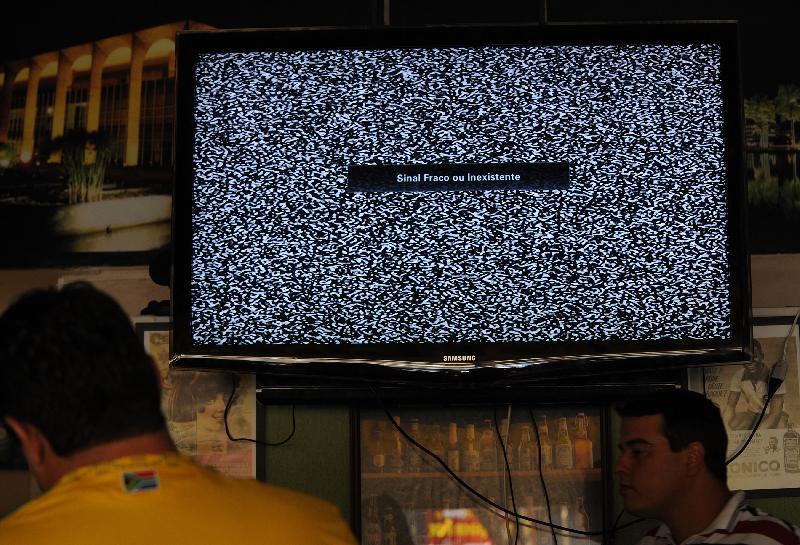 Faltam sete dias para o desligamento do sinal analógico em Mossoró