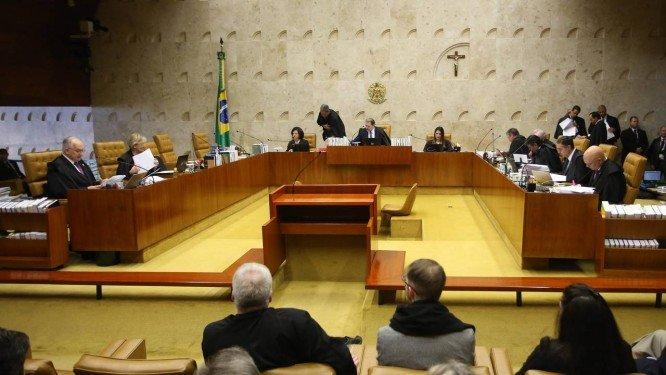 Senado aprova reajuste e ministros do STF vão receber R$ 39 mil por mês