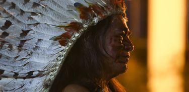 Em Nova York, indígenas protestam contra planos de Bolsonaro para a Amazônia