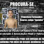 151  31 Google +10  Polícia Civil procura suspeito por morte de jovem em festa em Pendências