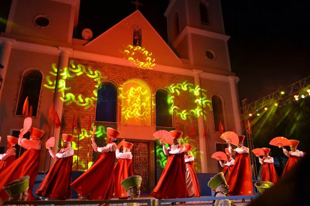 Oratório de Santa Luzia 2018 estreia nesta terça-feira