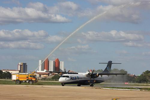 Cerca de 90% dos passageiros dos voos da Azul são de Mossoró, informa pesquisa