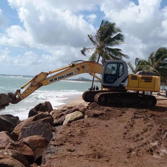 Canguaretama decreta situação de emergência na Barra