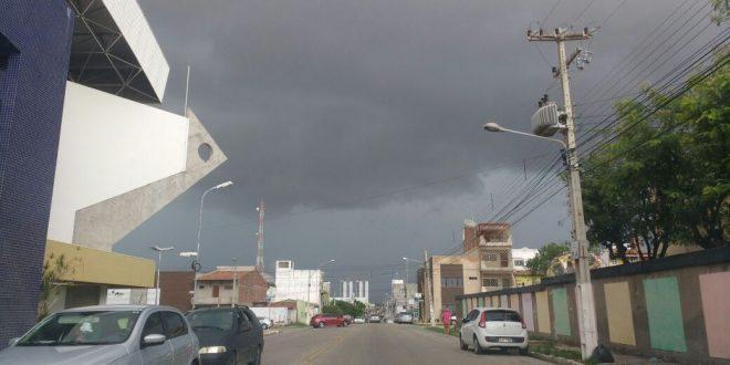 Chuvas deverão continuar a cair sobre o RN na próxima semana