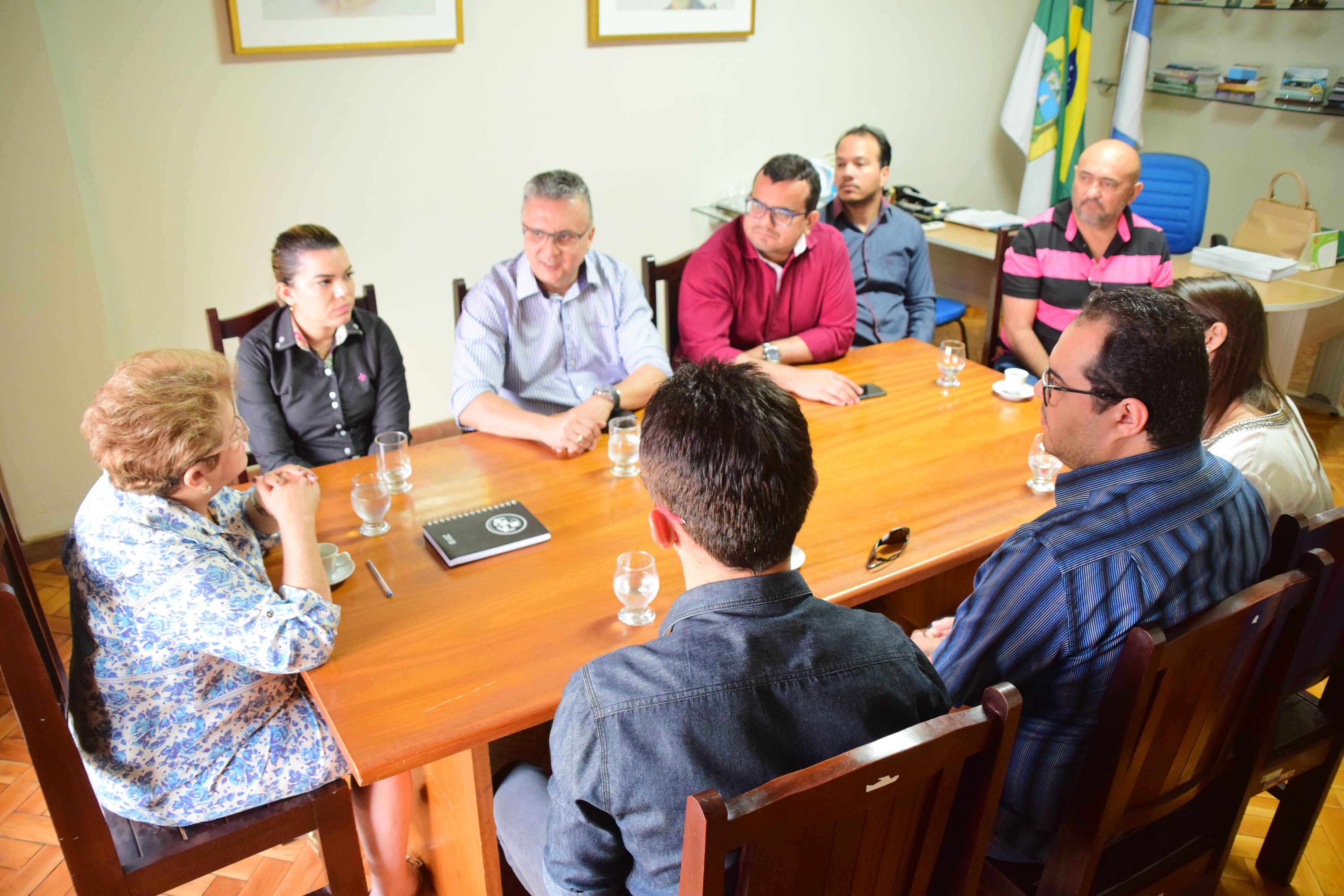 Câmara de Mossoró e Uern planejam convênio para auditoria no Legislativo