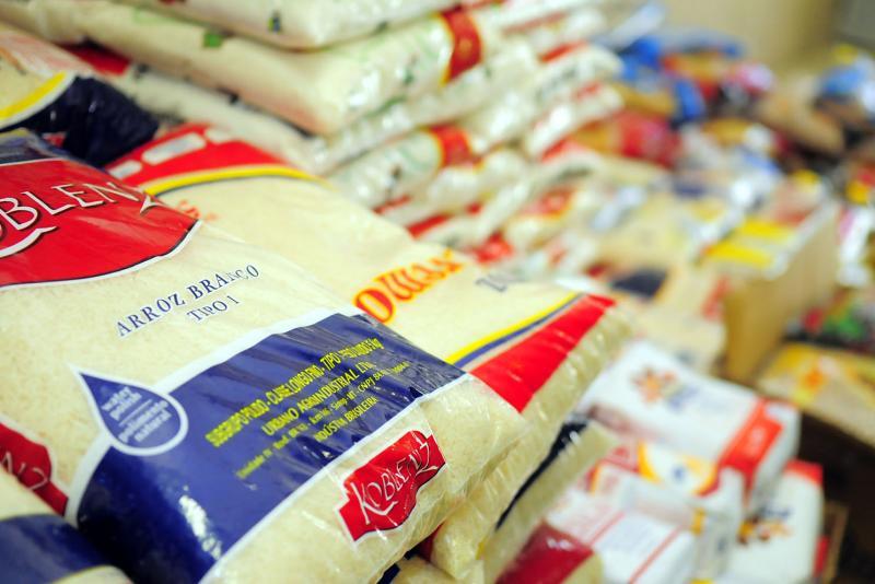 Campanha Natal Sem Fome encerra arrecadação na quarta-feira