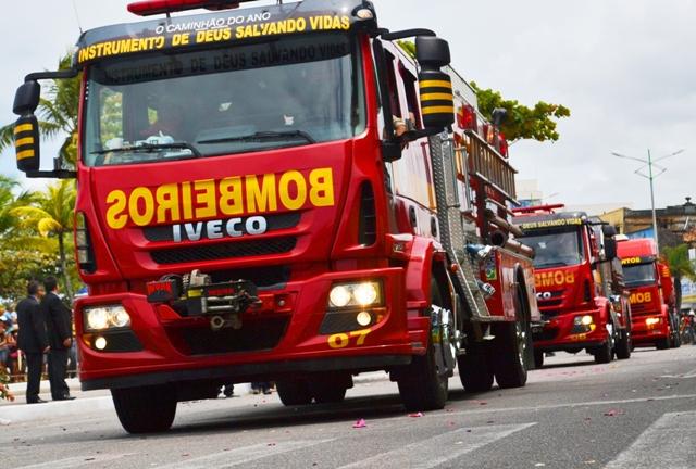 Justiça determina que Estado do RN adquira novas viaturas para Corpo de Bombeiros