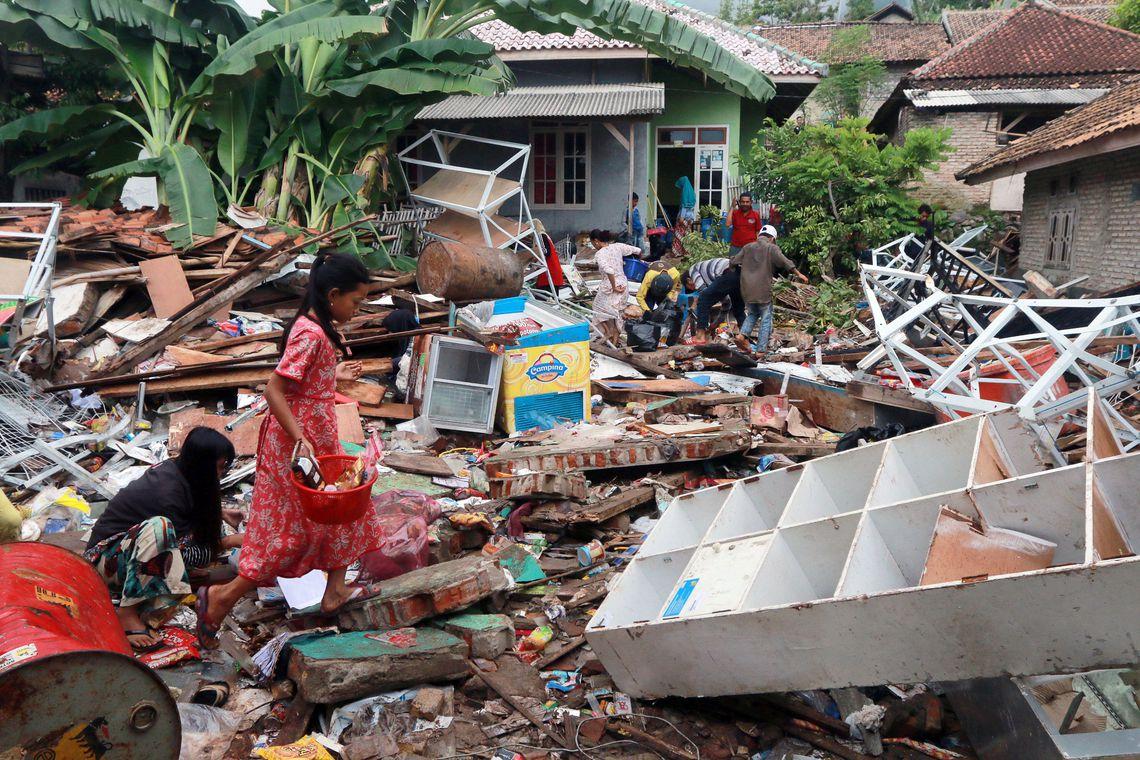 Indonésia está em alerta devido a risco de segundo tsunami