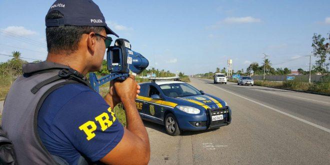 PRF reforça fiscalização nas rodovias federais do RN até a próxima terça-feira