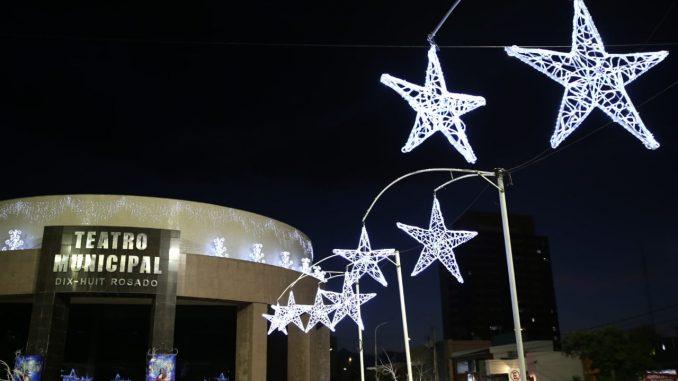 Papai Noel chega na Praça Cícero Dias nesta sexta-feira