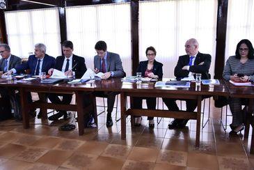 Reunião ministerial com a presença do presidente Jair Bolsonaro -Governo de Transição/Direitos reservados