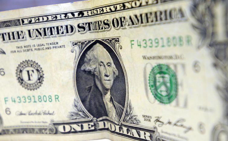 Dólar abriu cotado a R$ 3,77(Arquivo/Agência Brasil)