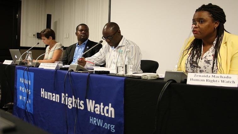 SABC-News-Human-rights-watch-Dinilohlanga-Mekuto