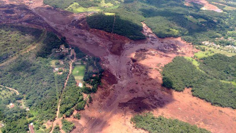 Divulgação/Corpo de Bombeiros de Minas Gerais