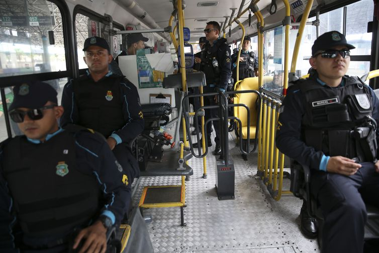 Ceará transfere mais 15 presos para Penitenciária Federal em Mossoró