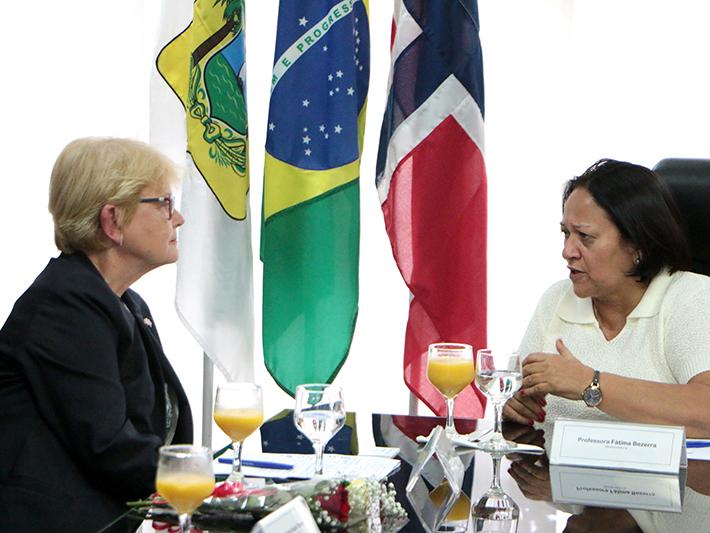 Fátima e consulesa Noruega