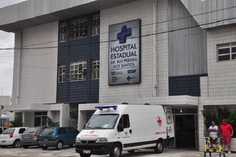 Hospsital Estadual Ruy Pereira