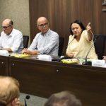 Governadora participa de reunião ordinária da Diretoria do Sistema FIERN.