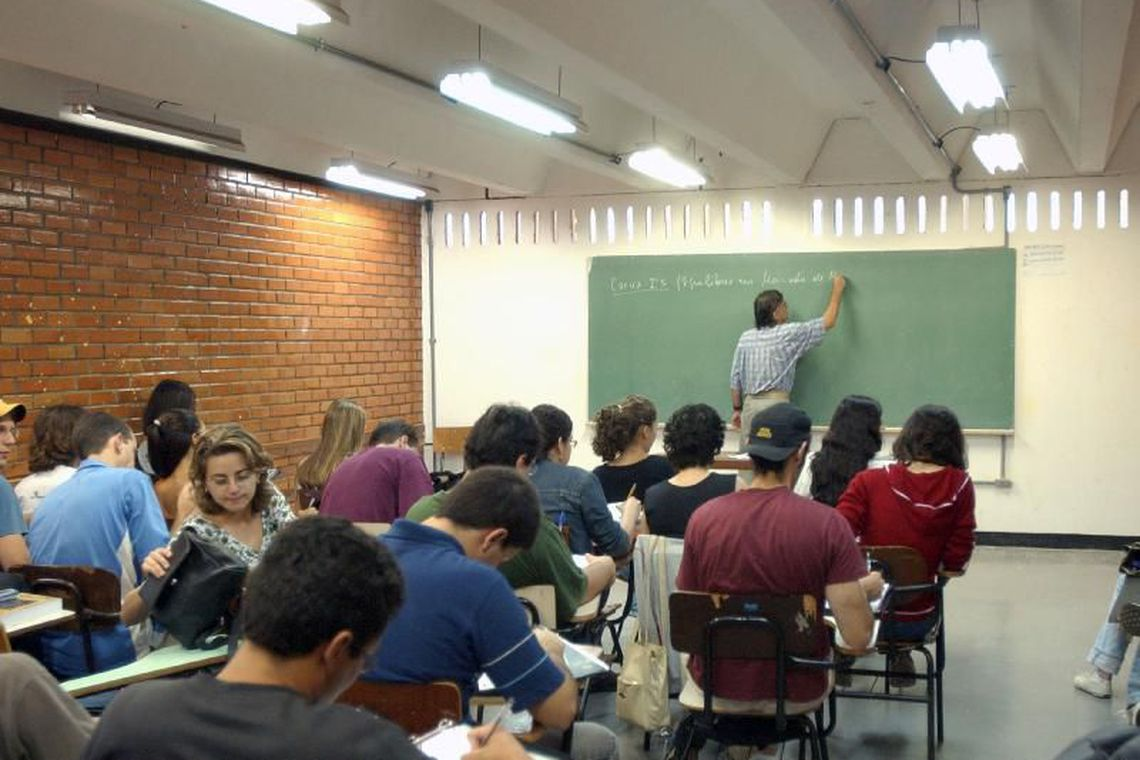 Informação faz parte do Censo Escolar 2018- Arquivo/Agência Brasil
