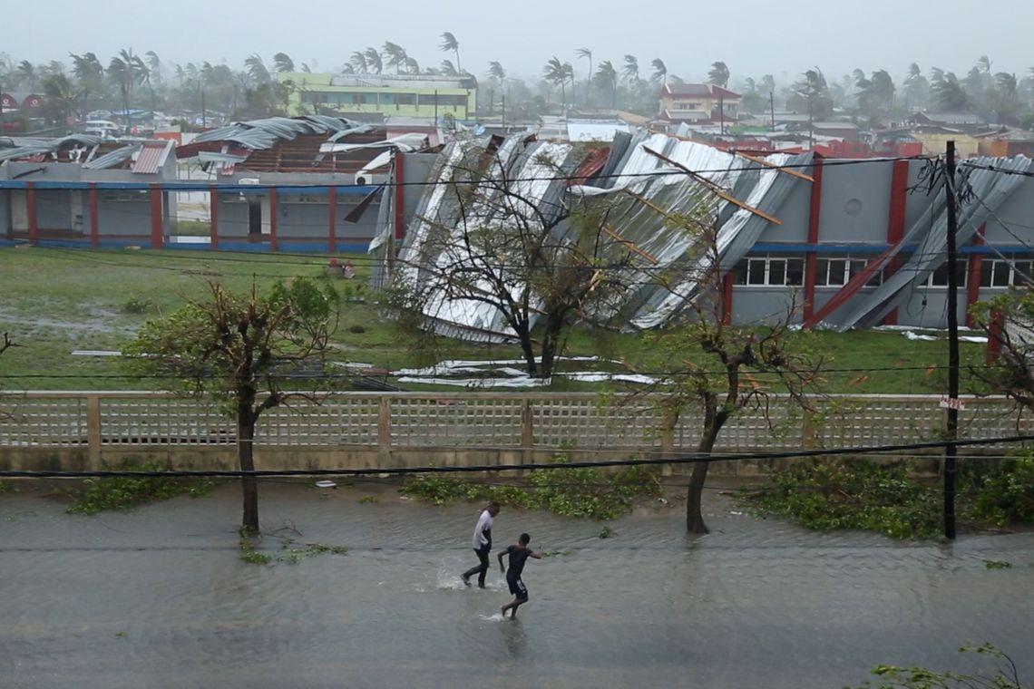 ONU: tempestade que atingiu Moçambique foi a pior no Hemisfério Sul