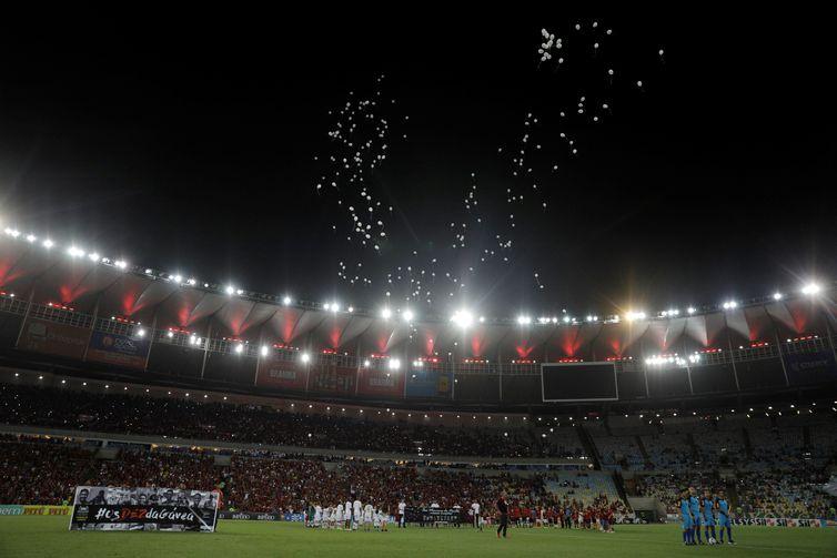 Inaugurado para a Copa do Mundo de 1950, o Maracanã é o principal palco do futebol brasileiro(Ricardo Moraes/Reuters/direitos reservados)
