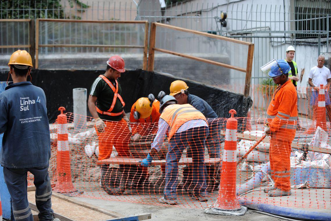 Inflação da construção é de 0,19% em março