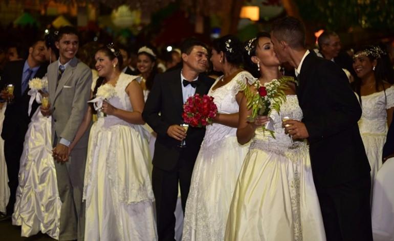 Inscrições para primeira etapa do Casamento Coletivo começam na próxima segunda, 18