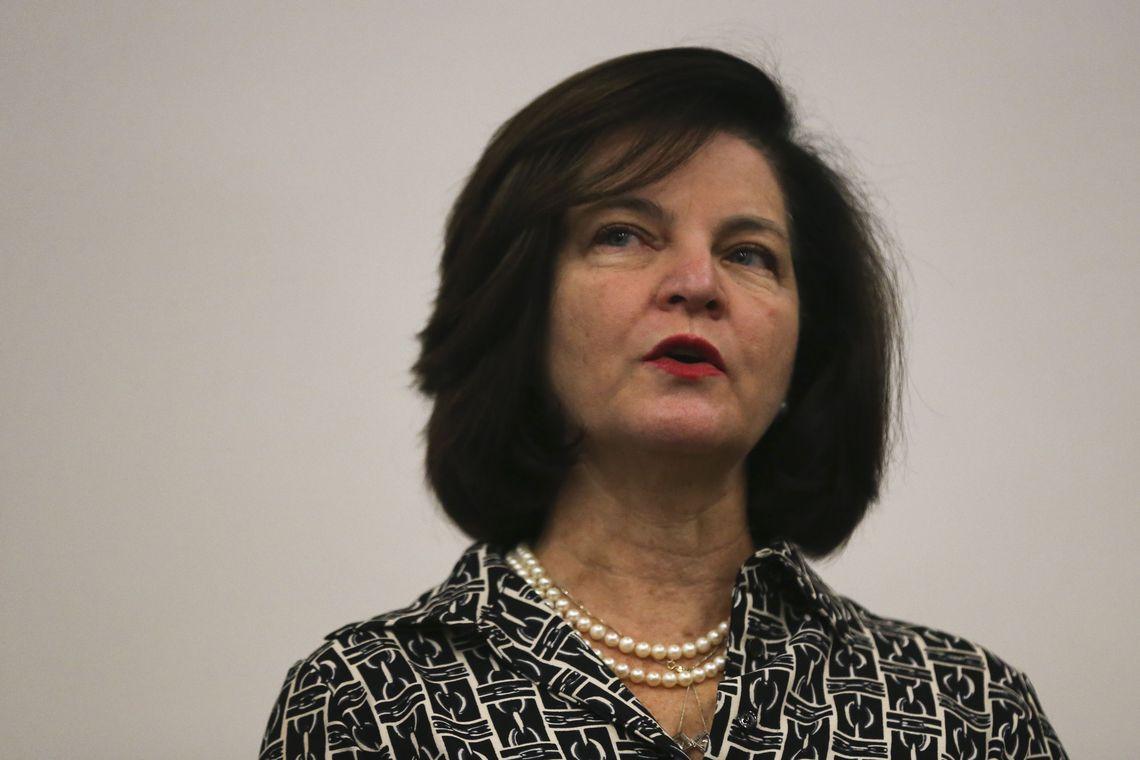 A  procuradora-geral da República, Raquel Dodge, participa do Seminário Desjudicialização, Proteção e Defesa do Consumidor
