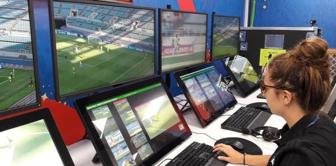 Fifa aprova VAR na Copa do Mundo de futebol feminino