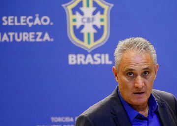 Tite diz que Neymar tem tempo para se recuperar e disputar a Copa América