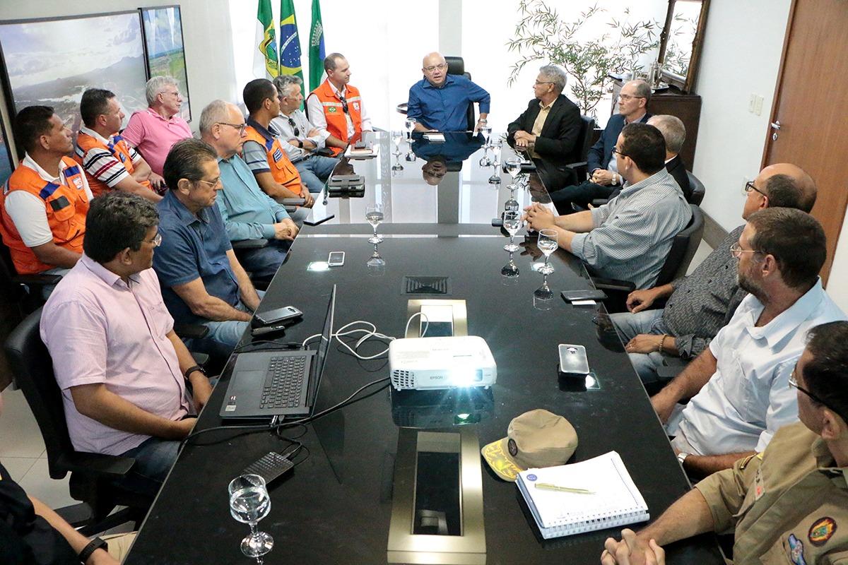 Governo inicia ação para conter risco de rompimento do açude São Miguel II