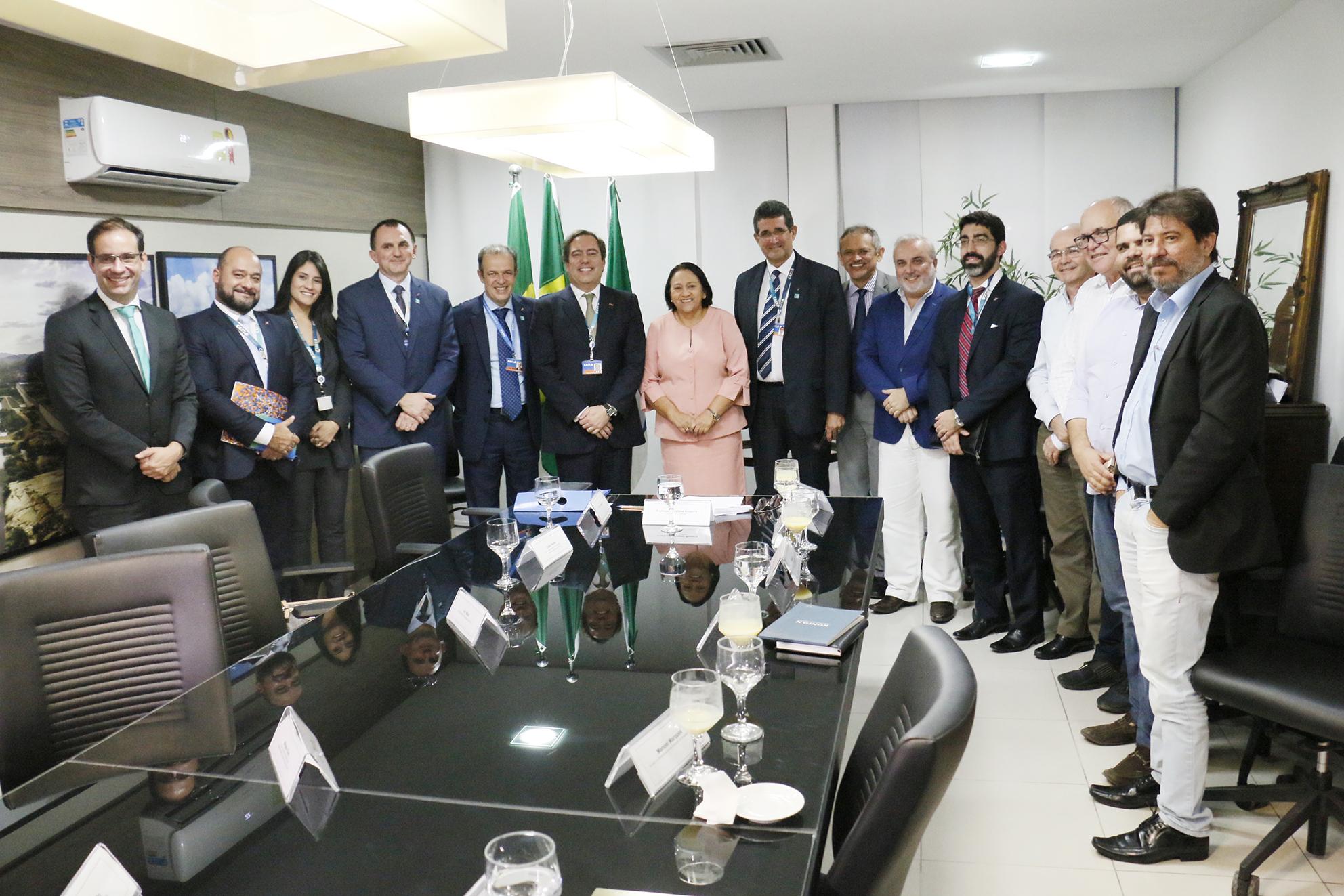 Presidente Nacional da caixa Economica fot Ivanizio Ramos4