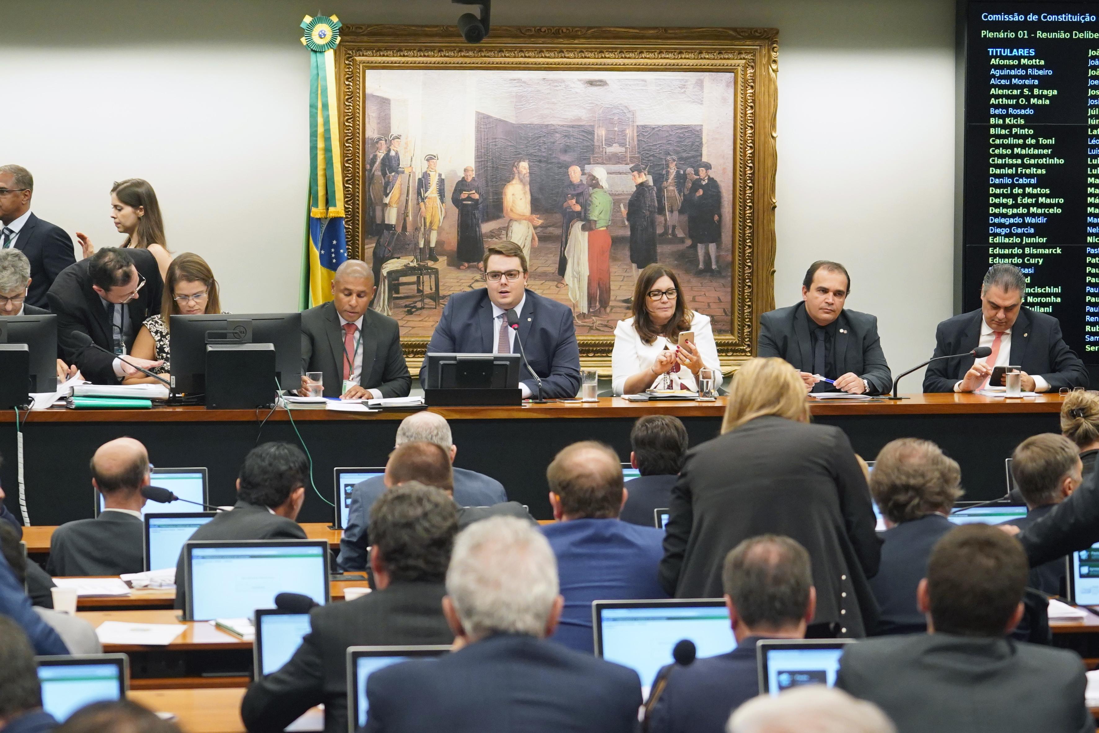 CCJ da Câmara aprova admissibilidade Reforma da Previdência