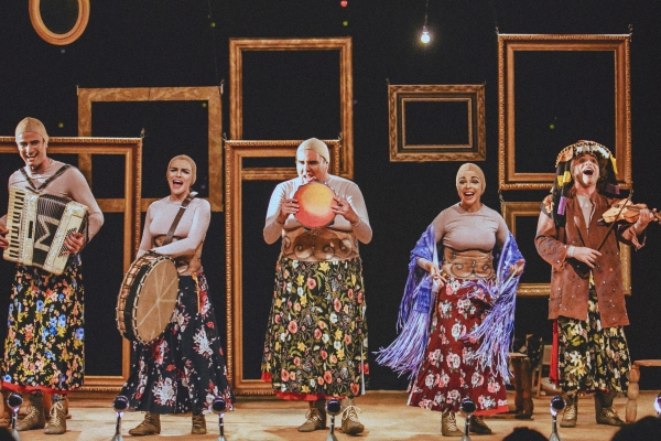 Sesc lança 22ª edição do palco giratório com espetáculos em todo o país