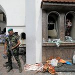 Terroristas do Sri Lanka são de família rica