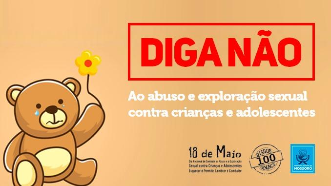 Dia D da campanha do 18 de Maio acontece neste sábado