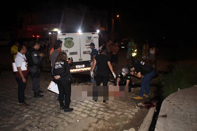 Apodiense é perseguido e morto a tiros em Mossoró