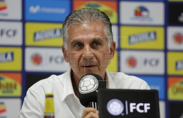 Colômbia inclui 4 que atuam no Brasil entre pré-convocados para Copa América