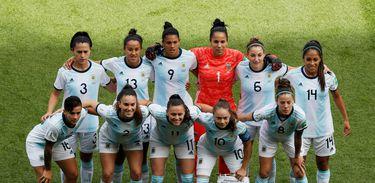Copa feminina: Argentina, Japão e Inglaterra jogam nesta sexta-feira