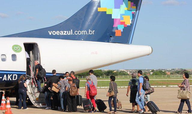 Mais de 30 mil clientes e 520 voos decolaram de Mossoró nos últimos 12 meses