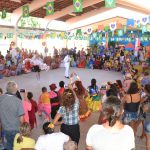LBV reúne atendidos no tradicional Arraial da Boa Vontade