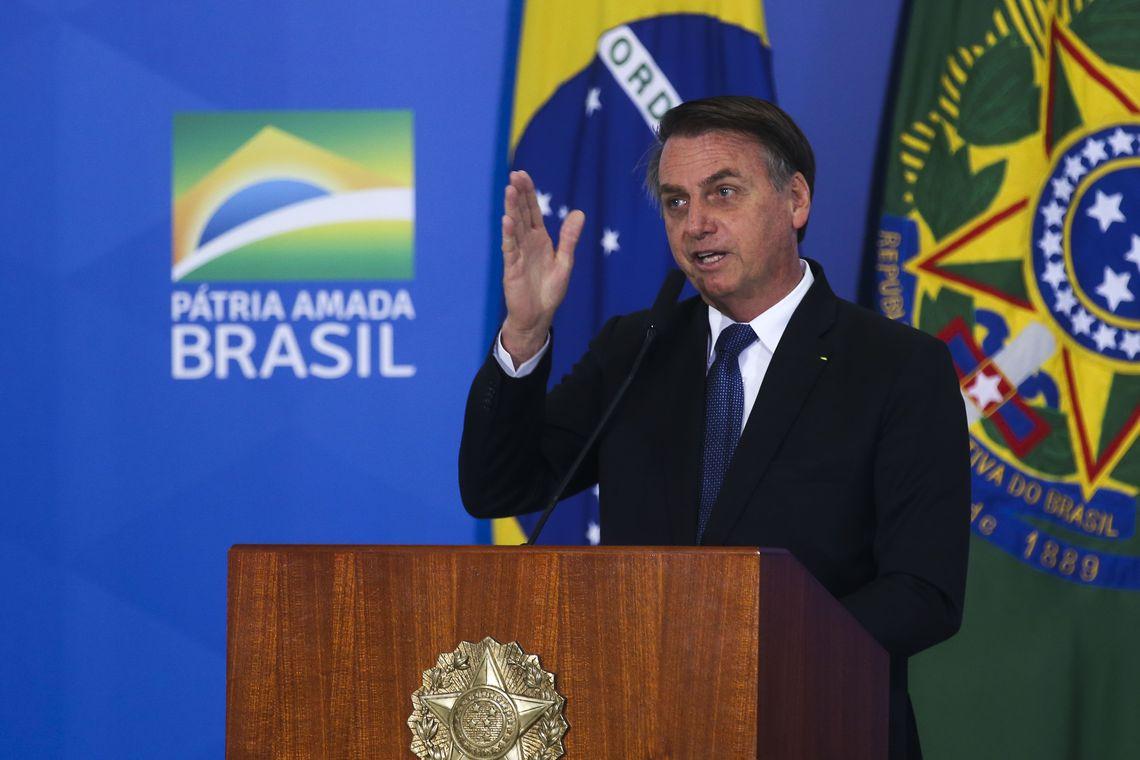 """""""O que ele fez não tem preço"""", diz Bolsonaro sobre Moro na Lava Jato"""