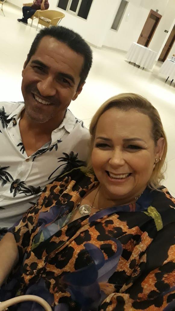 Em mega evento da Masterop Operadora Turística no Hotel Thermas, presença vip de Luiz as Barraca Chega Mais Beach em Canoa Quebrada e da colunista Marilene Paiva.