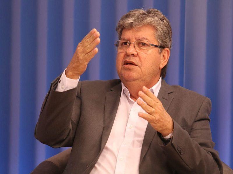 João Azevedo - Governador PB