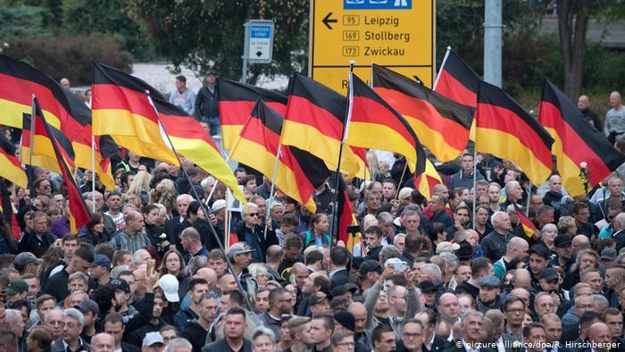 alemanha manifestação