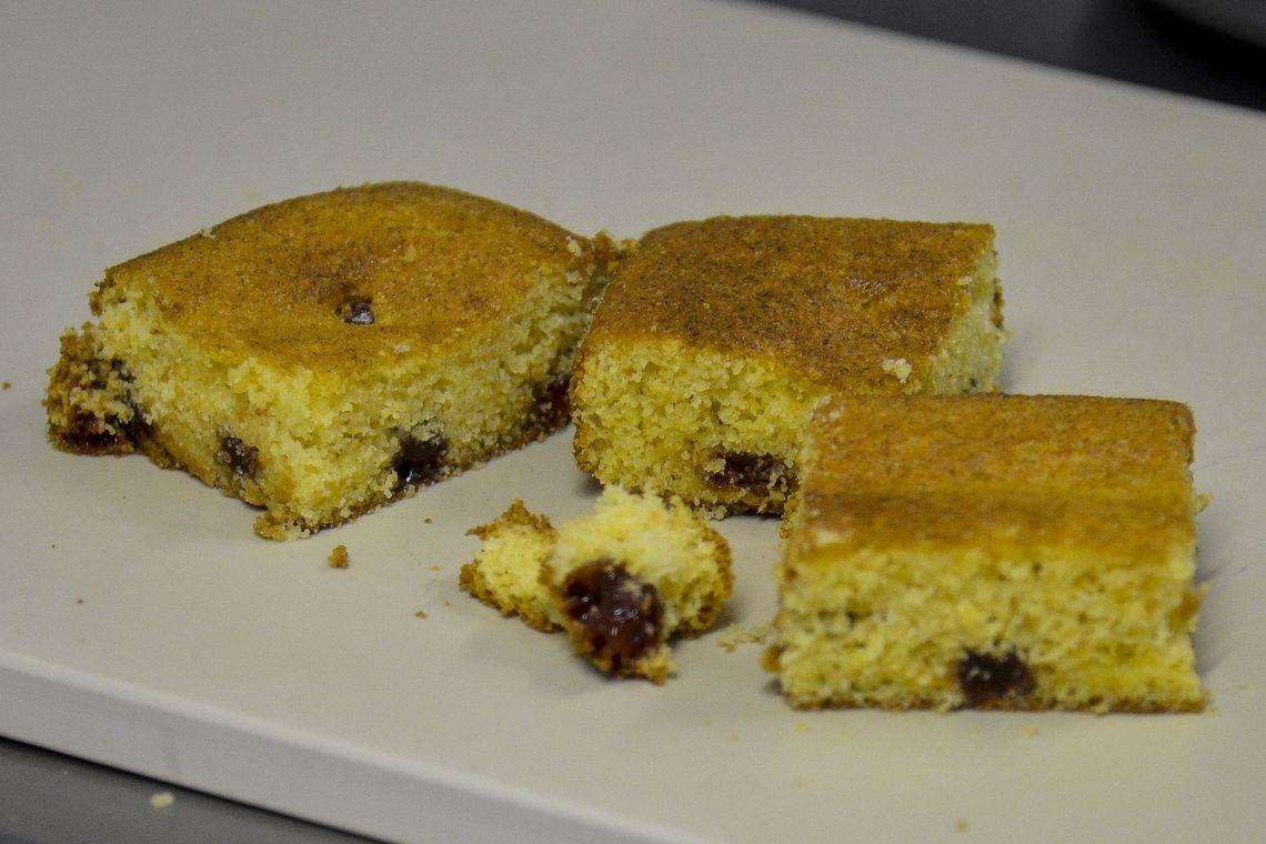 Festa junina, bolo de milho, comida tipica junina